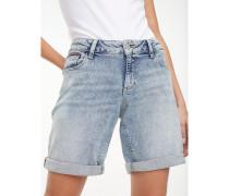 Lange Jeanshorts