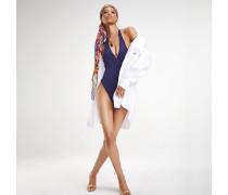 Zendaya Badeanzug mit tiefem Dekolleté