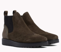ESSENTIAL SUEDE CHELSEA BOOT