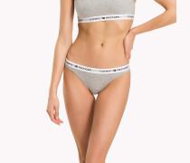 Bikinihose aus Baumwolle