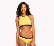Bikini-Bustier mit Neckholder