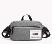 Reflektierende TH Tech-Crossbody-Tasche