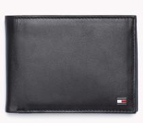 Bifold-Brieftasche aus Leder