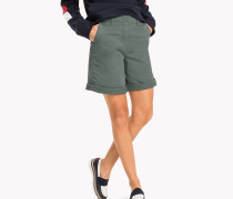 Regular Fit Bermuda-Shorts