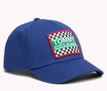 Baseball-Cap mit großem Logo