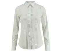 "Hemdbluse ""Stretch Broadcloth Polkadot Shirt ""Langarm"