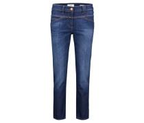 "Jeans ""Pedal Position"" Slim Fit verkürzt"