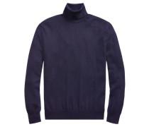 Rollkragen-Pullover Langarm
