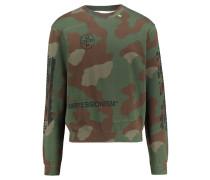 """Sweatshirt """"Camouflage Crew"""""""