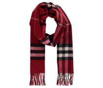 "Schal ""Giant Check Cashmere Scarf"""