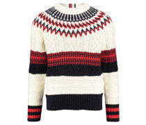 "Pullover ""Fairisle Mixed Relax"""
