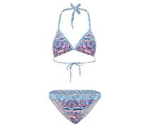 "Triangel-Bikini ""Hippie-Batik"""