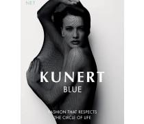 "Strumpfhose ""Blue Showpiece"""