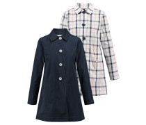 "Wende-Kurzmantel ""Reversible Derby Mac"""