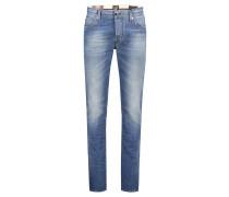 """Jeans """"Leonardo"""" Regular Fit Tapered Leg"""