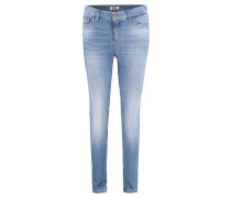 """Jeans """"Nora"""" Skinny Fit Mid Rise 7/8-Länge"""