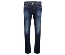 "Jeans ""Tepphar 069BM"" Tapered-Fit"
