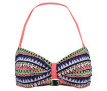 Bandeau-Bikini Oberteil