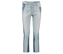 """Jeans """"The Isabelle"""" High-Rise Straight Crop"""