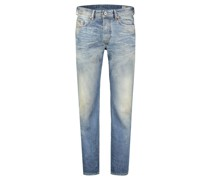 """Jeans """"Buster 084ZI"""" Regular Slim-Tapered Fit"""
