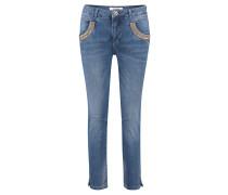 """Jeans """"Naomi Shine Split 7/8"""" Skinny Fit"""