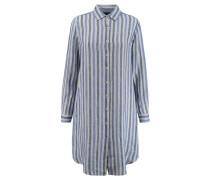 "Hemdbluse ""W's Linen Over Shirt"" Langarm"