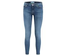 Jeans Skinny Fit 7/8-Länge