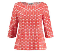 Bluse Loose-Fit 3/4-Arm