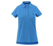 "Poloshirt ""The Summer Pique"" Regular Fit Kurzarm"