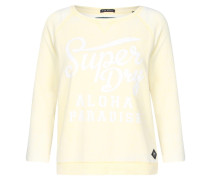 "Sweatshirt ""Burnout Pastel Crew"""