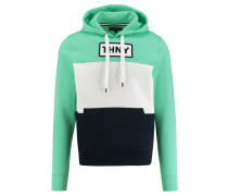 "Sweatshirt ""Pieces Colorblock Slogan"""