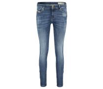 "Jeans ""Slandy-Zip 069BJ"" Super Skinny Fit"