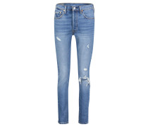 "Jeans ""501"" Skinny Fit lang"