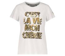 """T-Shirt """"C´est la vie cherie"""""""