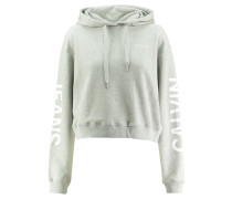 "Sweatshirt ""Cropped Institutional Hoodie"""