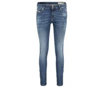 "Jeans ""Slandy-Zip 069BJ"" Super Skinny Fit"