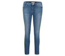 "Jeans ""Neon Piping"" Slim Fit"