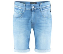 "Jeans-Bermudas ""Anbass Short"" Slim Fit"