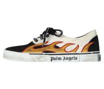 """Sneakers """"Distressed Sneaker Flame"""""""