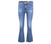 """Jeans """"Jody"""" Slim Flare Crop"""