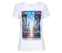 """T-Shirt """"City Scape"""" Kurzarm"""