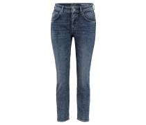 Boyfriend-Jeans  Mid-Waist