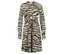 "Kleid ""VI Crêpe Dress Jungle Zebra"""