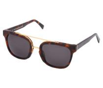 """und Sonnenbrille """"Akin Classic Havana"""""""