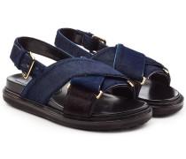 Sandalen Fussbett