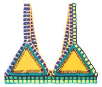 Bikini-Top Ro mit Häkeldetails