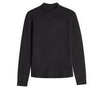 Pullover aus extrafeiner Wolle und Kaschmir