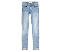 Cropped Skinny Jeans The High Waist Stiletto