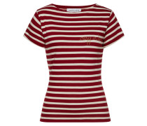 Gestreiftes T-Shirt Le Sailor Crazy in Love aus Baumwolle