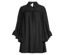 Flared-Dress mit Volants
